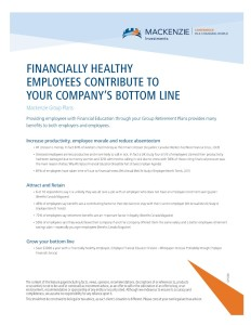 Financially Healthy Employees